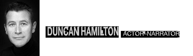 Duncan Hamilton